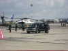 Marine One at Ben Gurion Airport, Tel Aviv, Israel
