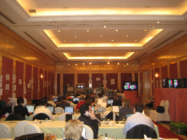 Press Room - Kuwait City - 01-12-08