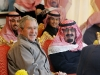 Bush at King Abdullah's  Al Janadriyah Ranch in Saudi Arabia -01-15-08